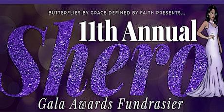 BBGDF  11th Annual SHERO Gala tickets