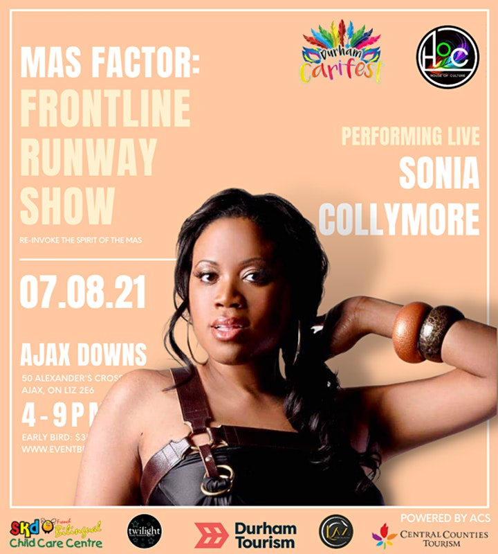 Frontline Runway Show and Live Performances image