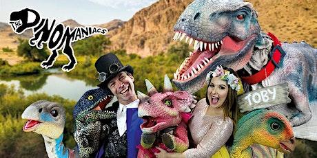 The Dinomaniacs Show tickets