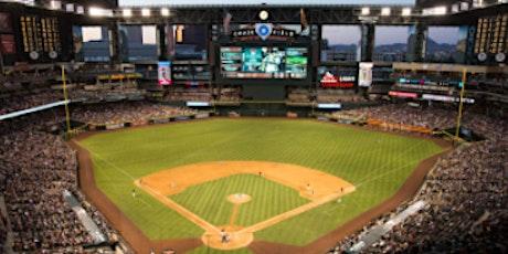 Fall Social and Network Event - Arizona Diamondbacks vs Los Angeles Dodgers tickets