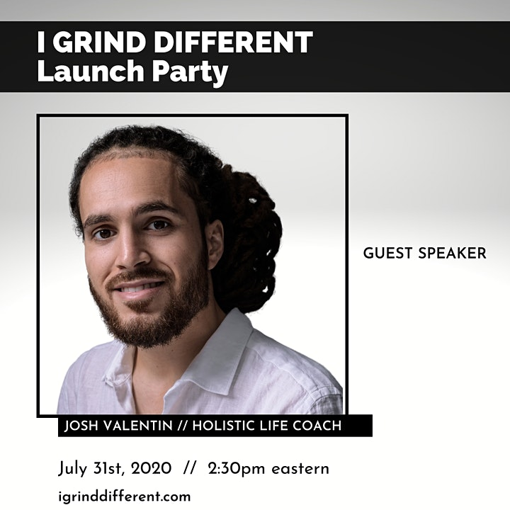 OFFICIAL LAUNCH PARTY FOR I GRIND DIFFERENT COMMUNITY image