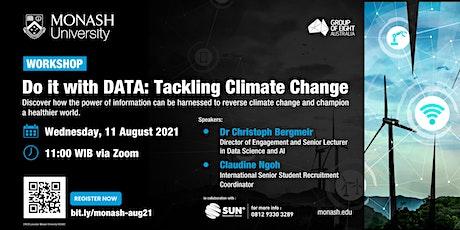 Monash Data Science Workshop - 11 Agustus 2021 biglietti