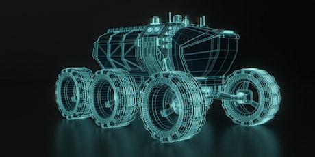 3D Hologramme für Motion Graphics biglietti