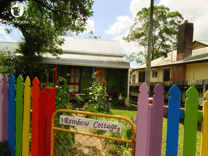 Explore the quirky town of Nimbin image