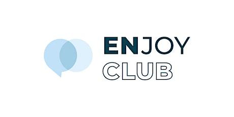 FREE trial week in the English Conversational Club EN-joy tickets