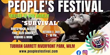Peoples Festival Tribute To Bob Marley tickets