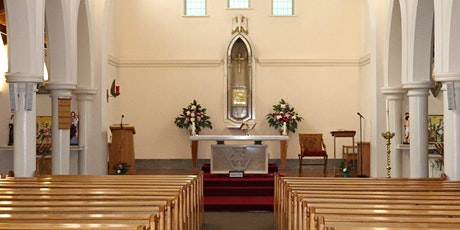 Sunday Mass 11 AM tickets
