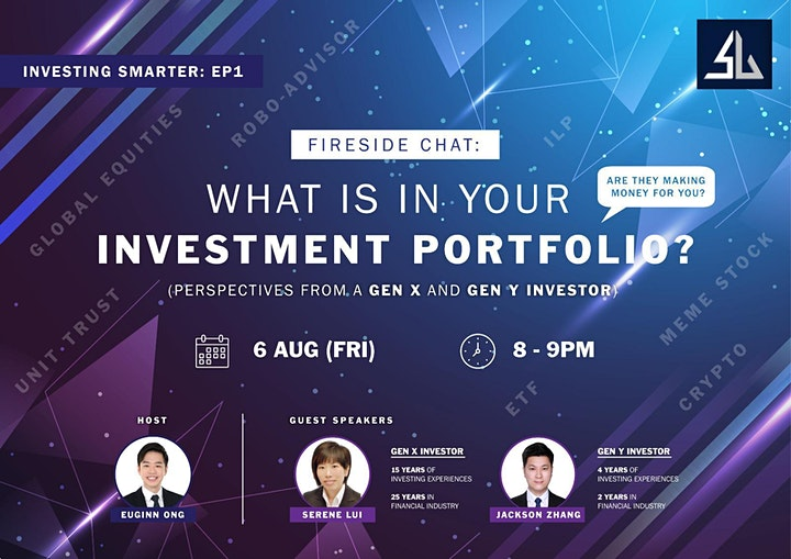 FIRESIDE CHAT: WHAT IS IN YOUR INVESTMENT PORTFOLIO? image