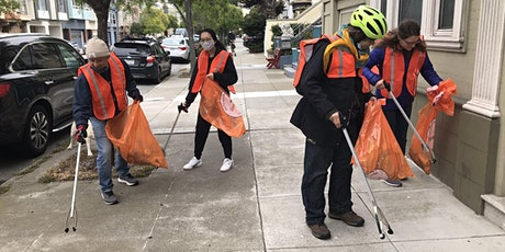 Masonic Avenue Cleanup tickets
