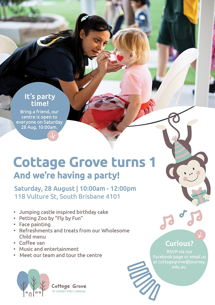 Cottage Grove turns 1! image