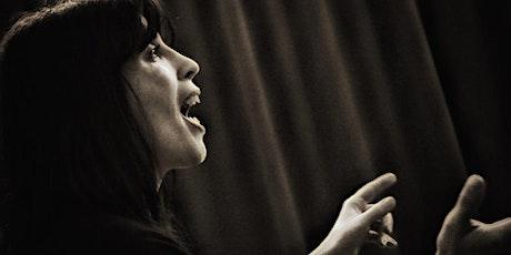 Bochum/ Flamenco Singing Workshop / Tangos de Malaga  - Garrotin Tickets