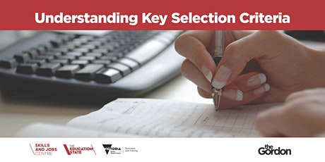 Understanding Key Selection Criteria tickets