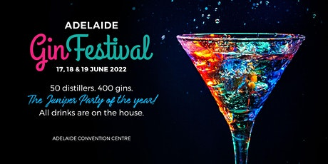 ADELAIDE GIN FESTIVAL tickets