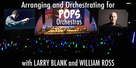 Arranging and Orchestration for Pops Orchestra tickets