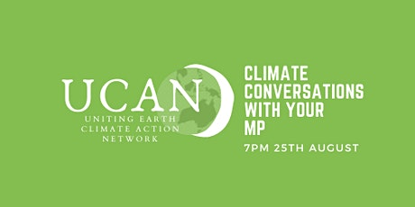 Climate Conversations With Your MP tickets
