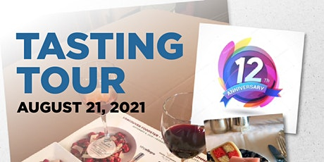 Vancouver Foodster 12th Anniversary Tasting Tour tickets
