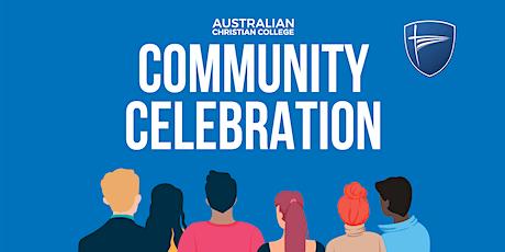 Community Celebration Term 3, 2021 tickets