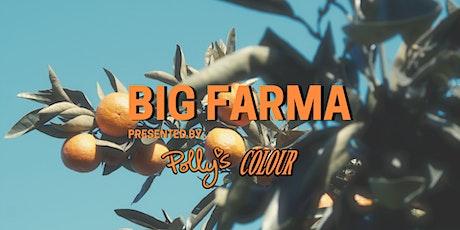 Big Farma Spring Feast with Simon TK & Kia entradas