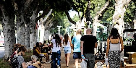 Siour à Tel Aviv- Ala decouverte des aves verts de la ville ingressos