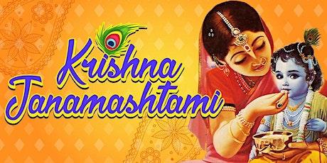 Janmastami - Group 5 tickets