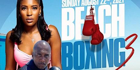 Beach Boxing III tickets