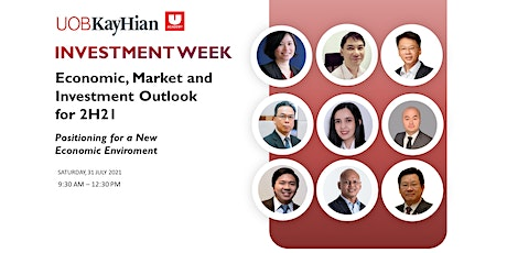 (LIVE WEBINAR)Investment Week MY:Positioning for a New Economic Environment tickets