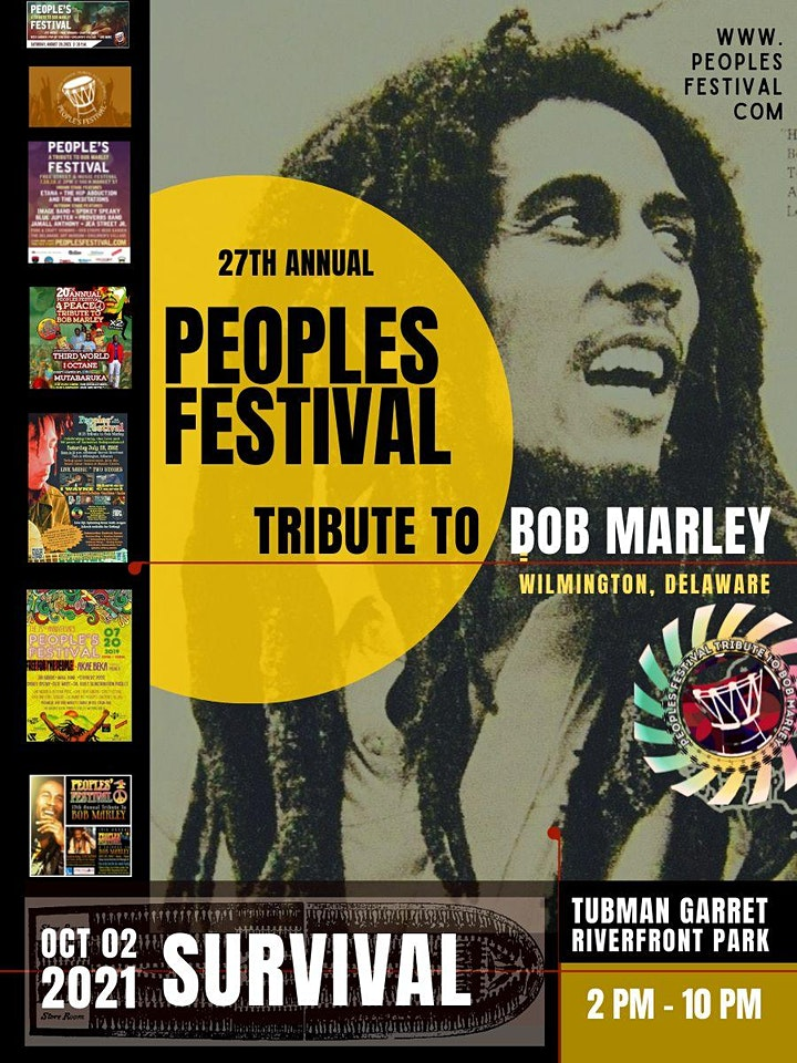 Peoples Festival Tribute To Bob Marley image