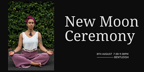 August New Moon Women's Circle tickets
