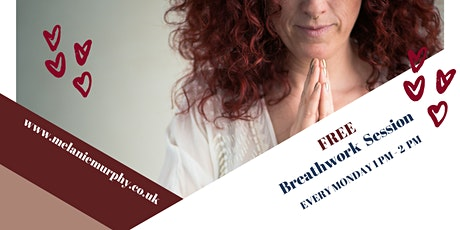 Weekly Free Breathwork Sessions tickets