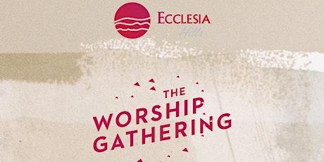 The Worship Gathering billets