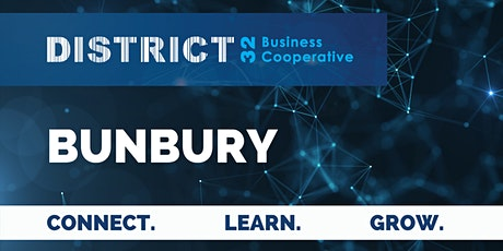 District32 Business Networking Perth – Bunbury - Tue 07 Sept tickets
