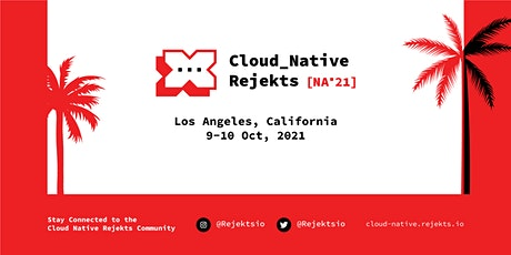 Cloud Native Rejekts NA 2021 tickets