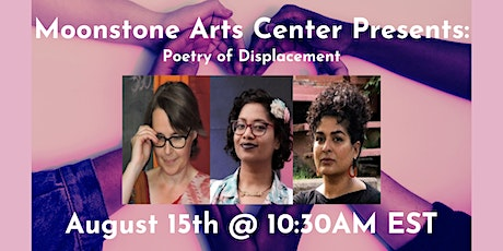 Poetry Reading: Poetry of Displacement tickets