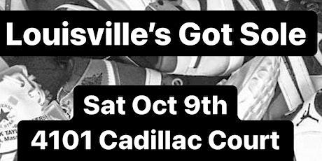 Louisville's Got Sole tickets