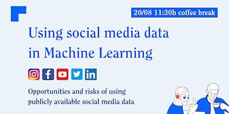 AI coffee break ☕️: using social media data in Machine Learning tickets