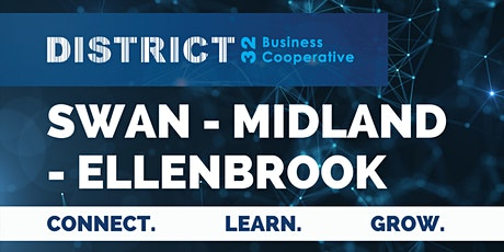 District32 Business Networking Perth – Swan / Midland - Fri 17 Sept tickets
