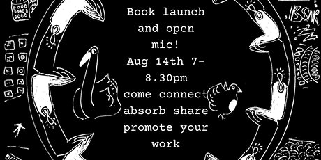 Blackswan n Robin Book Launch and Open Mic tickets