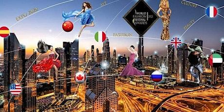 World Fashion Festival Awards Dubai tickets