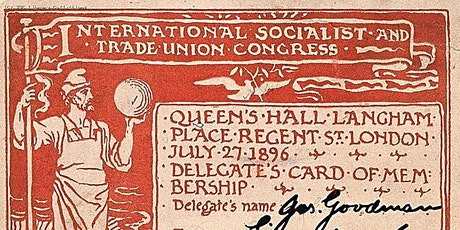 Marx, Engels and the Second International tickets