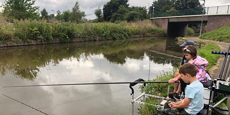 Free Let's Fish! - Stoke  - Learn to Fish session -SPACE tickets
