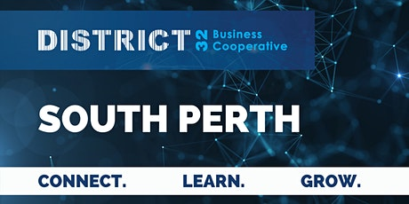 District32 Business Networking Perth – South Perth - Wed 22 Sept tickets