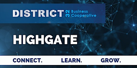 District32 Business Networking Perth – Highgate - Wed 22 Sept tickets