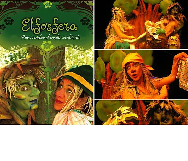 Imagen de Desbaratats Teatre ELFOSFERA (MENUTSBARRIS)Teatro infantil