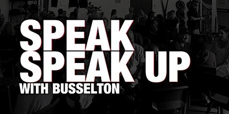 Speak | Speak Up with Busselton tickets