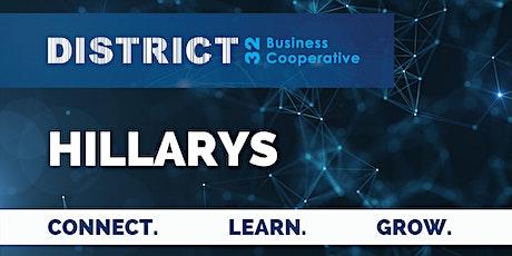 District32 Business Networking Breakfast – Hillarys - Tue 28 Sept tickets