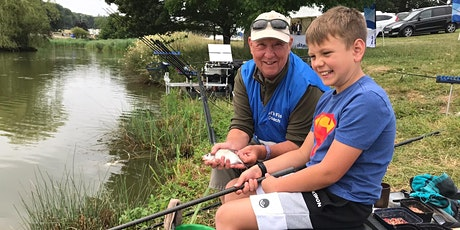 Free Let's Fish! - Somerset - Learn to Fish session tickets