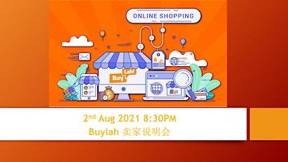 Online Ecommerce Buylah biglietti