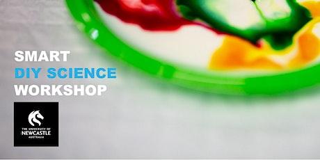 SMART  DIY Science Workshop [Live, online] tickets