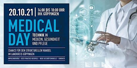 Medical Day im Landkreis Göppingen Tickets