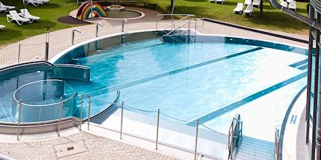 Schwimmen  am 07. August 11:00 - 12:30 Uhr Tickets